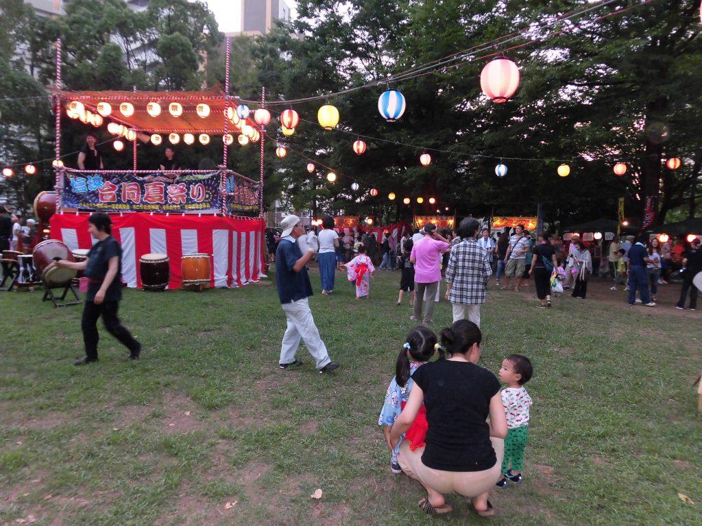 夏祭り(盆踊り)